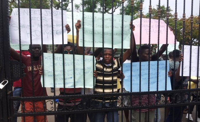 Calls for Sanctions on Liberia's June 7 Protest Leaders