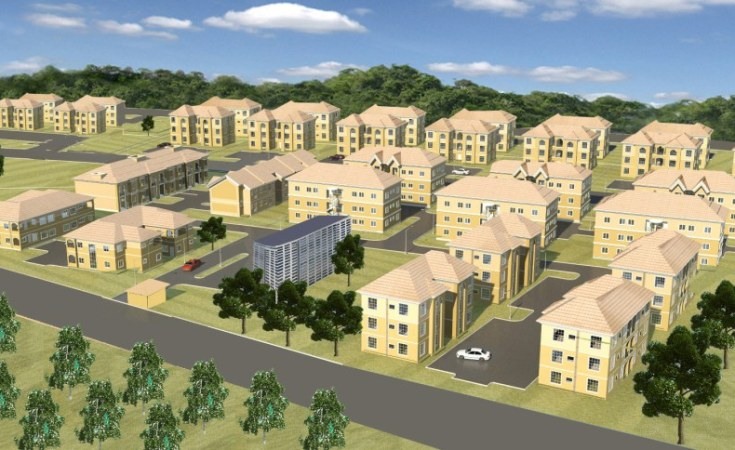 Nigeria Real Estate Remains Nigeria S 5th Biggest Gdp Contributor Report Allafrica Com