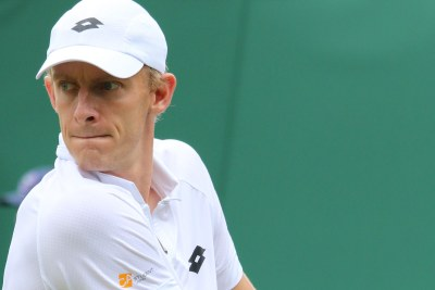 Kevin Anderson faces an uphill battle against world No. 1  Rafael Nadal at Flushing Meadows, New York, on Sunday.