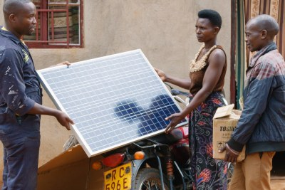Two out of three people in sub-Saharan Africa live without access to electricity. Although many of these people will be connected to the electricity grid in the future, some live in remote areas that will never be connected. Power Africa's Beyond the Grid sub-Initiative, and partners like Mobisol, help bring off-grid and small-scale energy solutions to families and businesses across Africa.