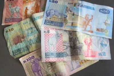 Kwacha zambien.