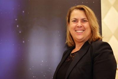 Simonetta Di Pippo, Directrice du Bureau des affaires spatiales des Nations Unies et l'une des rares femmes leaders dans le secteur