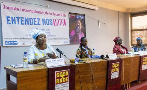Plan International pour la libération du pouvoir des filles en Afrique