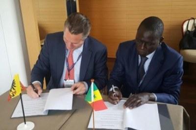 Echanges Commerciaux: Dakar Et Genève Signent Un Accord De Coopération