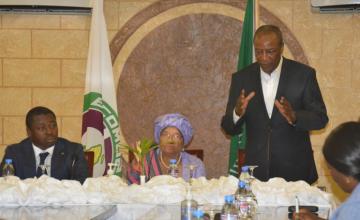Ecowas, AU Intervene in Liberia's Electoral Standoff