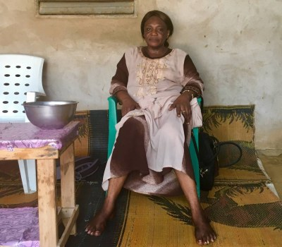 Chad's Torture Survivors Seek Justice for Fellow Africans