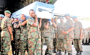 Malawi Awaits Remains of Six Soldiers Killed in DR Congo