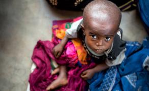 400 000 enfants risquent de mourir de faim au Kasaï en RDC