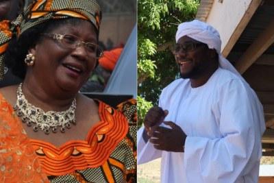 Joyce Banda's son Roy Kachale.