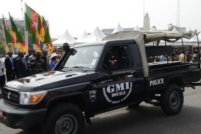 Cameroon police