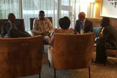 Comité de préparation pour le dialogue