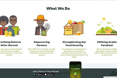 Founded in 2016, Farmcrowdy is Nigeria's 1st digital agriculture platform.