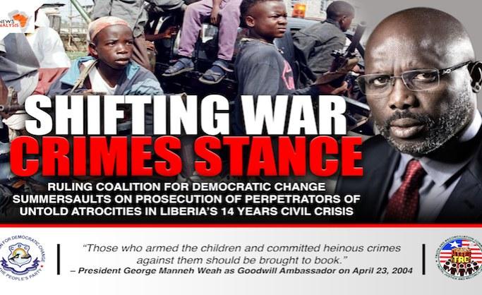 Liberians Appeal for War Crimes Court