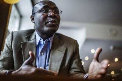 Maka Angola Journalist Rafael Marques.