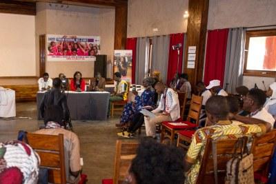 Forum des Jeunes 2018, du 28 Mai au 1er Juin 2018 à Somone