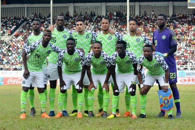 Super Eagles.
