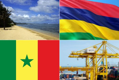 Mauritius and Senegal