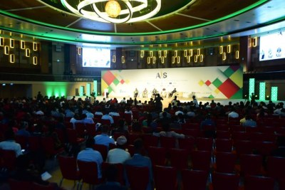 Africa Innovation Summit attendees (file photo).