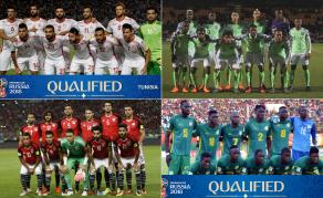 La participation africaine au Mondial-2018 jugée