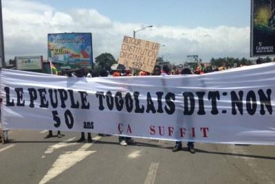 Manifestation au Togo ( Photo Illustration)