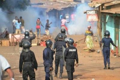 Violences communautaires