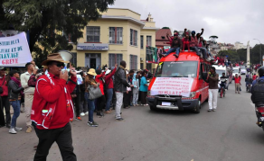 Nouvelle vague de manifestations à Madagascar