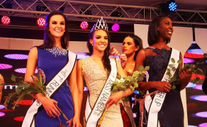 Selma Kamanya Impresses All to Become Miss Namibia