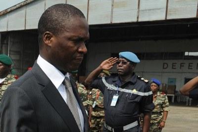 Joseph Beti Assomo (ici sur une base aérienne de Douala en 2013).