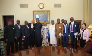 Nigerian Legislators Promote Increased U.S. Ties & Investment