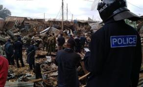 Un bidonville de Nairobi rasé, ses habitants laissés-pour-compte
