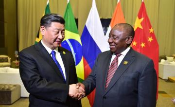 L'Afrique au coeur du sommet des Brics en RSA