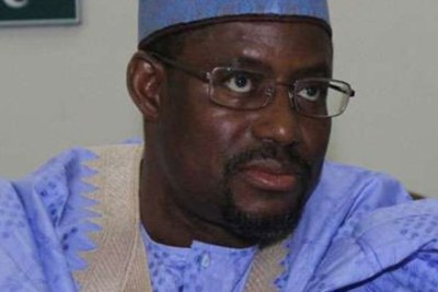 Ahmed Musa Ibeto, former Ambassador to South Africa who defected to the Peoples Democratic Party