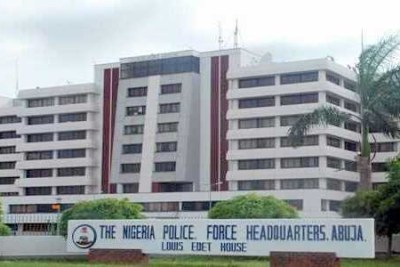 Nigeria Police Force Headquarters, Abuja