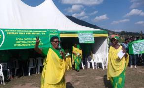 Un parti d'opposition entre au parlement rwandais