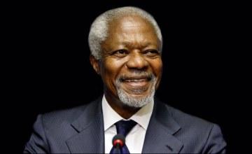 La BAD attristée par la disparition de Kofi Annan