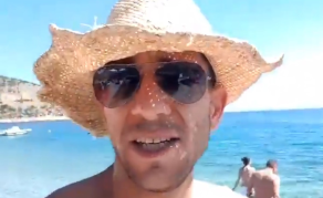 South African Man Causes Fury with 'K-Word' Beach Rant
