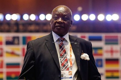 Former Athletics Kenya (AK) vice-president David Okeyo.