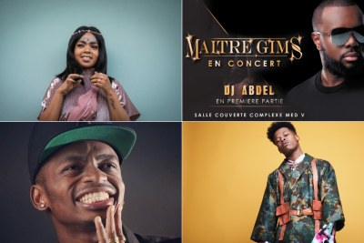 Tanzania's Diamond Platnumz, South Africa's Nasty C, Shekhinah and Maître Gims from DR Congo are some of the AFRIMA Nominees.