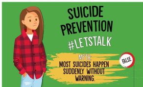 Suicide is Preventable - WHO