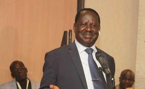 Raila Odinga nommé haut-représentant de l'Union africaine