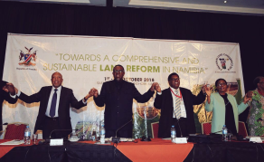 Namibian President Calls for Expropriation of Land