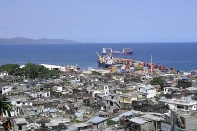la ville de Mutsamudu.