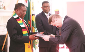 This is a Defining Moment for Zimbabwe - New EU Envoy