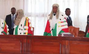 La cour constitutionnelle déboute Maurice Kamto au Cameroun