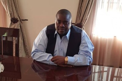 Intratrek Zimbabwe Private Limited Director Wicknell Chivayo.
