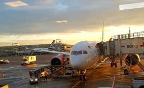 Kenya Airways Makes Historic, Maiden Non-Stop Flight to U.S.
