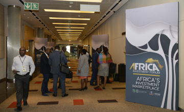 #AfricaInvestmentForum Aims to Boost Investment into Continent