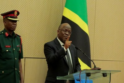 President John Magufuli said that TABD should purchase cashew nuts from farmers.
