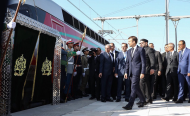 Macron et Mohammed VI inaugurent la ligne TGV Tanger-Rabat
