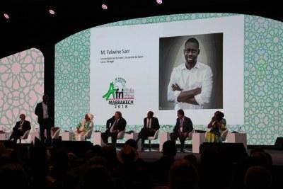 8ème Sommet Africités à Marrakech